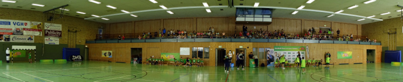 Star Traininhg Halle Pano